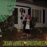 john at halloween