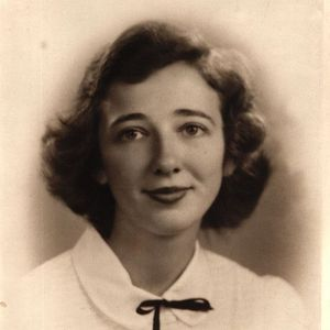 Alice Jean Buckalew Obituary Photo