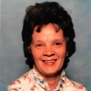 Ressie Eileen Richmond Obituary Photo
