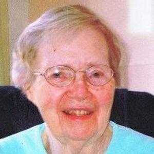 Sr. Marie Fidelis Donnelly, RSM Obituary Photo