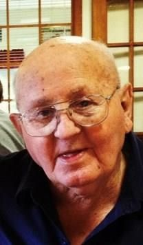 Cecil Johnson obituary photo