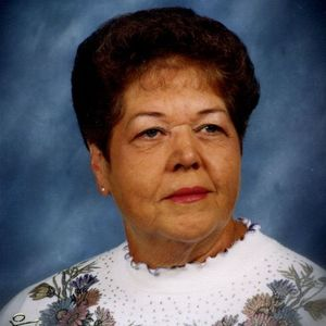 Shirley Edwards Holland Obituary Photo