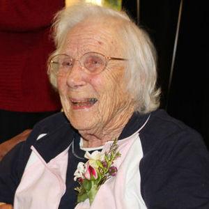 Mary Anderson Obituary Photo