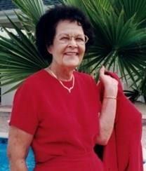 Ruth Alyne Dolbee obituary photo