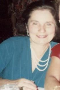 Mary Stella Vieira obituary photo