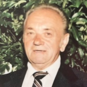 Feliks Luczynski Obituary Photo