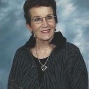 Virginia Mae Thomas