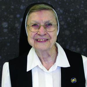 Sister Jane Miriam Hancock