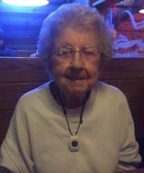 Ellen Catherine TAYLOR obituary photo