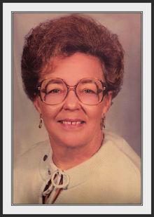 Mary Ruth Davis  Parrish