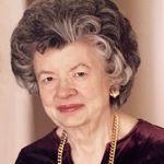 Portrait of Jeanette M. Hufford