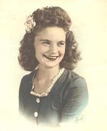 Norma Ruth Crooke obituary photo