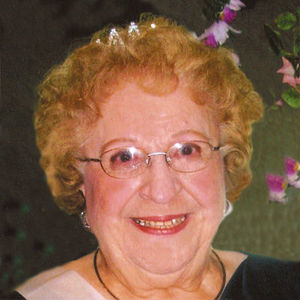 Mary Haddad Obituary Photo