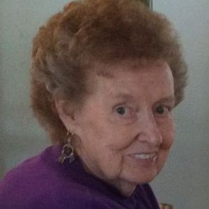 Ann M. Burget Obituary Photo
