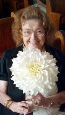 Margaret S. Hance obituary photo