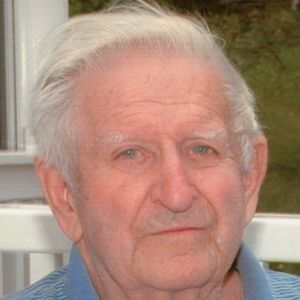 "Joseph R. ""Bob"" Lussier Obituary Photo"