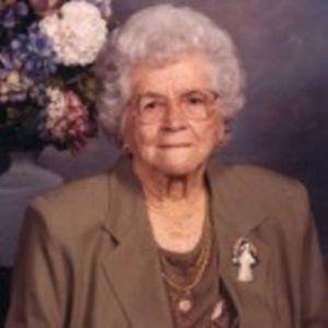 Annie Mabel Hodnett New