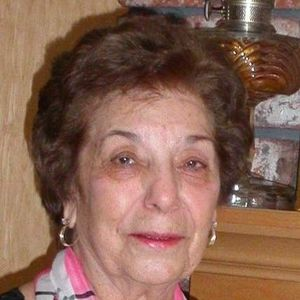 Violet Catherine Signorello Obituary Photo