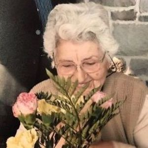 "Theodosia ""Anthoula"" Mikropoulos  Obituary Photo"