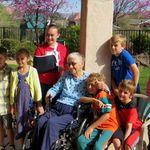 Grandma and Grandkids