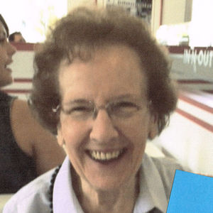 Gloria Mary Edwards