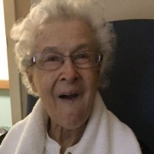 Doris T. Cyr Obituary Photo