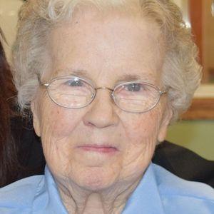 Sister Marion Raymond Hurley SNDdeN