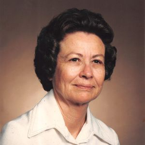 Mrs. Ruby E. Miller-Burton