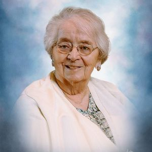 Sr. Veronica Grover, S.H.C.J. Obituary Photo