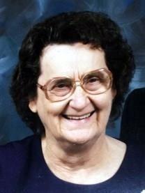 Anita E. Bowden obituary photo