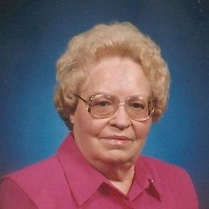 Mary Ruth Love Wall Obituary Photo