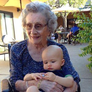 Pauline McGowan Obituary Photo