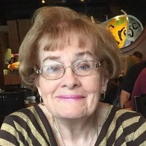 Norine Jarrett Obituary Photo