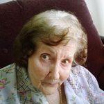 Portrait of Gladys Alicia Grandov