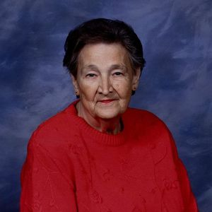 Sarah Whitaker Obituary Photo