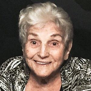 Agnes Macdonald Obituary Photo