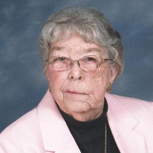 Mary Ann Brus Obituary Photo