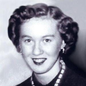 Jean Patricia Griffen Roy Obituary Photo