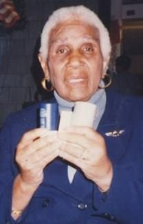 Blanche L. Bolden-Greene obituary photo