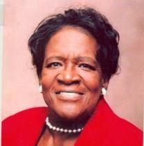 Willie Mae Jessup obituary photo