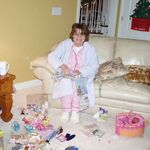 Mom loved Christmas most of all. We cherish Christmas with all its excitement and wonderment because of you, momma.