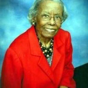 Bessie Lee Borden McDowell