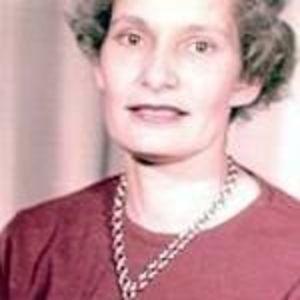 Frances Mae Metzner