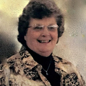 Joyce Joan Wilkinson Obituary Photo
