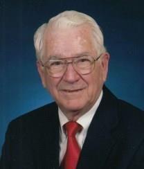 Charles William Hux obituary photo