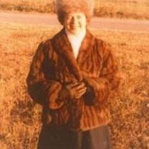 Mary Frances Johnson Shepherd