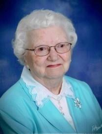 Mary Huffman Greer obituary photo