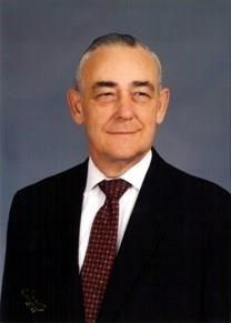 George Raymond Styslinger obituary photo