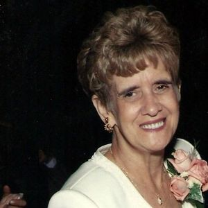 Jean Fryer Obituary Photo