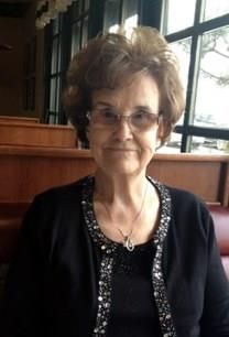 Dorothy Evelyn Sill obituary photo